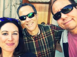 Dana, Steve, Neil